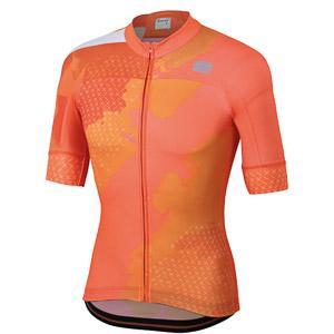 Sportful Bodyfit Team 2.0 Dolomia Dres oranžový