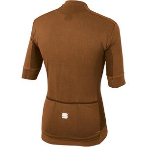 Sportful Monocrom dres hnedý