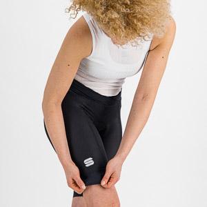 Sportful Giara Dámske kraťasy  čierne