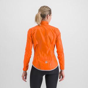 Sportful Hot Pack EasyLight Dámska bunda  oranžová