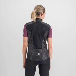 Sportful Hot Pack EasyLight Dámska vesta  čierna