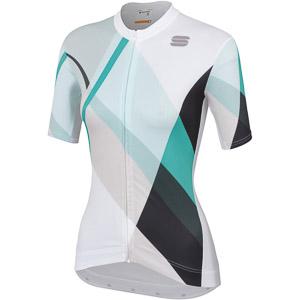 Sportful Aurora Dámsky dres  biely