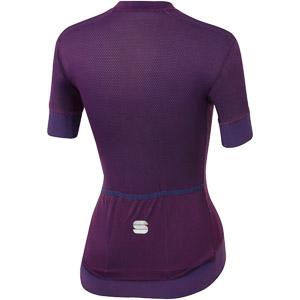 Sportful Monocrom Dámsky dres fialový