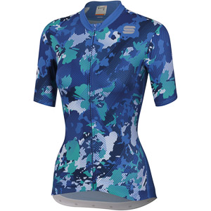 Sportful Loto Dámsky dres  modrý
