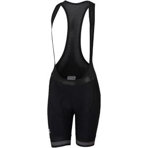 Sportful Bodyfit Classic Dámske kraťasy s trakmi čierne