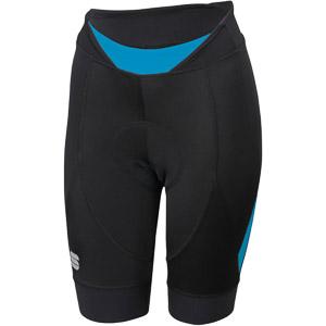 Sportful NEO dámske kraťasy čierne/modré