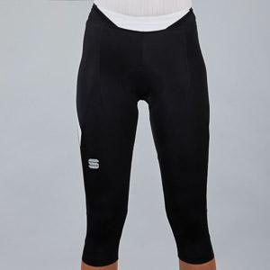 Sportful Neo Dámske 3/4 nohavice čierne/biele