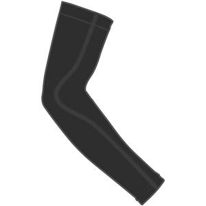 Sportful Thermodrytex Návleky na ruky čierne