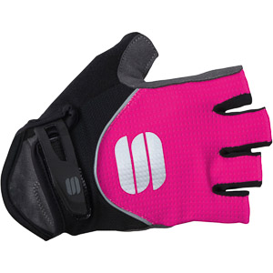 Sportful Neo Dámske rukavice  ružové/čierne