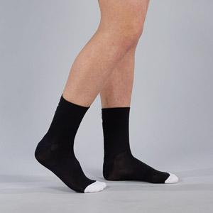 Sportful Bodyfit Pro 12 Dámske ponožky čierne/biele