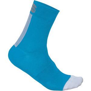 Sportful Bodyfit Pro 12 Dámske ponožky azúrové