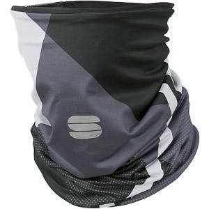 Sportful Dámska buffka  tmavosivá/čierna/biela