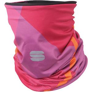 Sportful buffka purpurová/ružová/oranžová