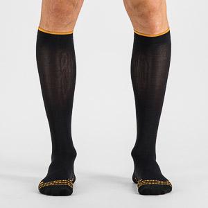 Sportful Recovery Ponožky   čierne/oranžové