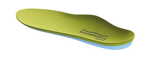 Formthotics ShockStop zeleno-modré