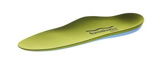 Formthotics ShockStop vložky do topánok zelené/modré