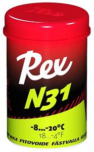 Rex stúpací vosk N31 zelený -8...-20 C