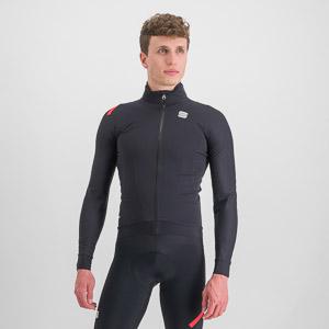 Sportful Fiandre Pro bunda čierna