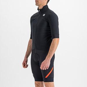 Sportful Fiandre Pro bunda s krátkym rukávom čierna