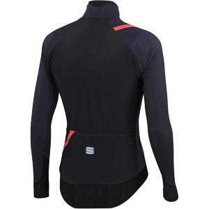 Sportful Fiandre Pro Medium bunda čierna/antracitová