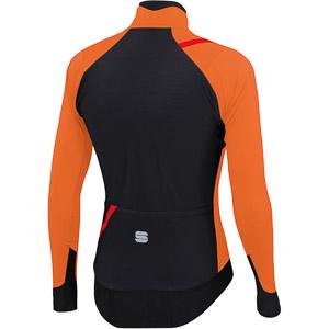 Sportful Fiandre Pro Medium bunda oranžová