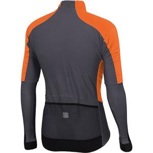 Sportful Bodyfit Pro 2.0 Thermal bunda oranžová/antracitová