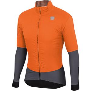 Sportful Bodyfit Pro 2.0 Thermal bunda  oranžová SDR/antracitová