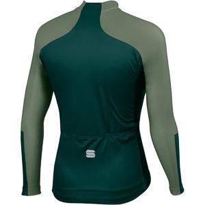 Sportful Bodyfit Pro 2.0 Thermal dres morský mach/tmavozelený
