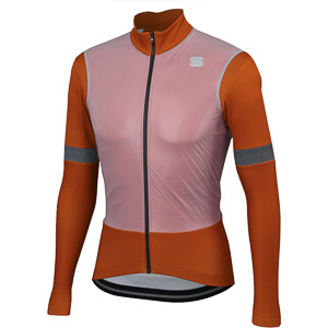Sportful Supergiara Thermal dres zlatohnedý
