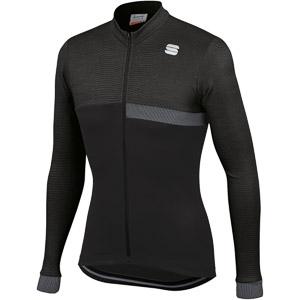 Sportful Giara Thermal dres čierny