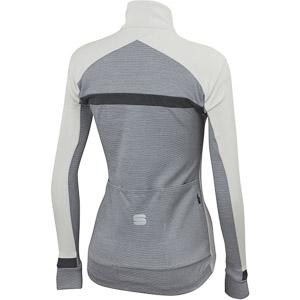 Sportful Giara SoftShell dámska bunda tmavosivá
