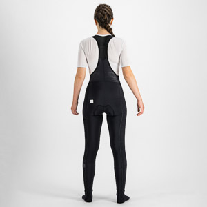 Sportful Giara dámske nohavice s trakmi čierne