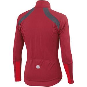 Sportful GTS bunda tmavočervená