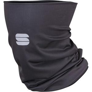 Sportful Thermal nákrčník (obojstranný) čierny/antracitový