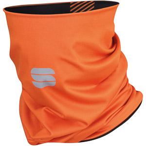 Sportful Thermal nákrčník (obojstranný) čierny/oranžový