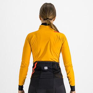 Sportful FIANDRE PRO dámska bunda zlatá