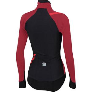 Sportful Fiandre Pro Medium dámska bunda tmavoružová