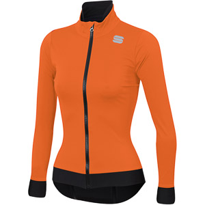 Sportful Fiandre Medium dámska bunda oranžová