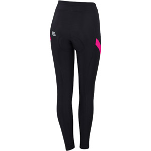Sportful Neo dámske nohavice čierne/ružové