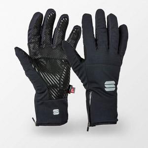 Sportful Fiandre rukavice čierne