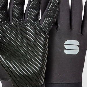 Sportful Fiandre Light rukavice čierne
