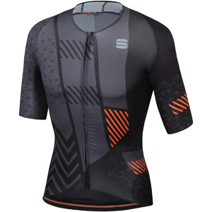 Sportful Bomber dres čierny/antracitový