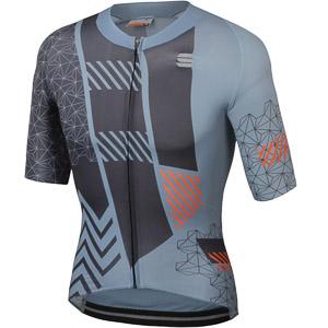 Sportful Bomber dres sivý/antracitový