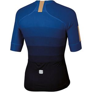 Sportful Bodyfit Pro Evo dres čierny/modrý