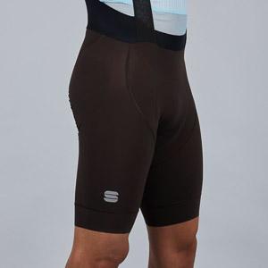 Sportful Ltd kraťasy s trakmi hnedé