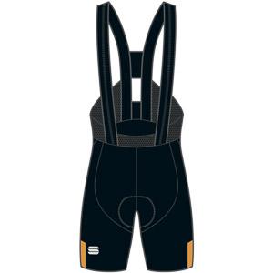 Sportful Bodyfit Pro Air kraťasy s trakmi čierne/zlaté