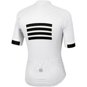 Sportful Wire dres biely/čierny/zlatý