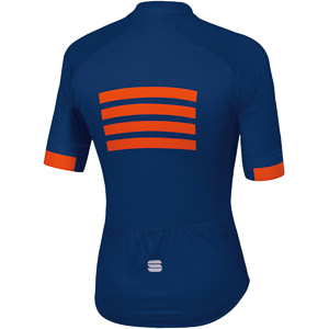 Sportful Wire dres modrý/červený/zlatý