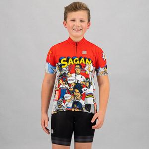 Sportful Super Peter dres červený