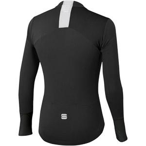 Sportful Strike dres s dlhým rukávom čierny